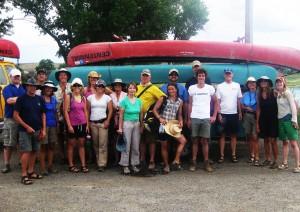 Dom-Escal NCA Canoes 105